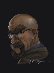 Walter White by PaladinLord