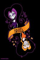 Trick or Treat? by thezombified