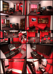 Studio redesign by E1design