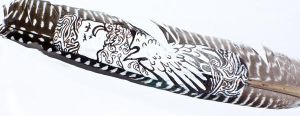 Feather by Aeu