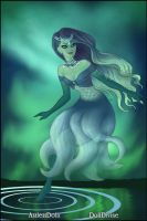 Demon of Water by WhisperingWindxx