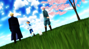 Hetalia MMD - Spending time by YuMoriChii