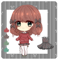 Adoptable auction [closed] by naomochi
