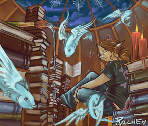 library by rachelle