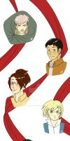The Red String of Fate by Little-Red-Fox