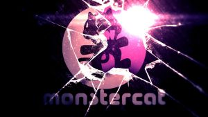 Monstercat Wallpaper by SMILYFACEvirus