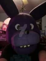 Bonnie cosplay by xxmidnight12xx