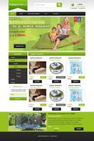 Shoping mix e-commerce by Lifety