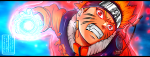 Naruto Chapter 232 - Kyuubi mode. by Phantom-Undead