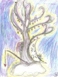 dream tree by AmyAquaMaster