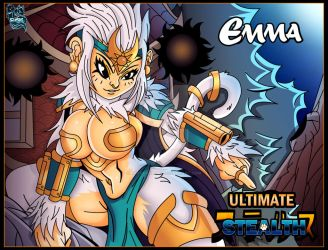 DFC's ULTIMATE VERS - Monkey Queen Emma by darkfang100