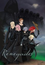 TPBOD - The Renegades by silvestris