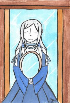 75. Mirror AKA Ghost Maiden by Akina-SA