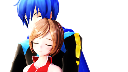 -MMD- Simple and sweet by RAIN-P