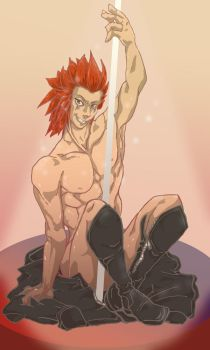 ~Happy Birthday Axel Style~ by TheFredricus