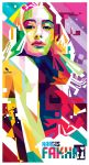 Nargis Fakhri wpap by opparudy
