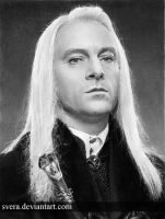 Lucius Malfoy by Svera
