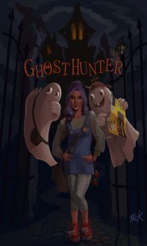 Ghosthunter Poster by artist2point5