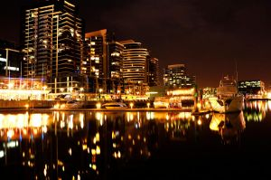 Docklands HDR by daniellepowell82