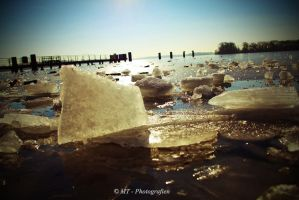 The last ice melts 2 by MT-Photografien
