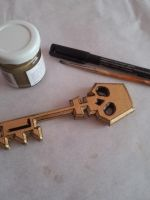 Borderlands gold key by Andivicosplay