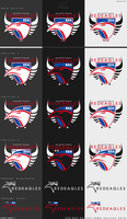 Easy Allies -Red Eagles LogoRevision 2018- Sheet 1 by kevboard