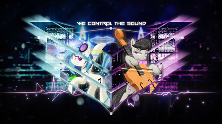 We Control The Sound by minhbuinhat99