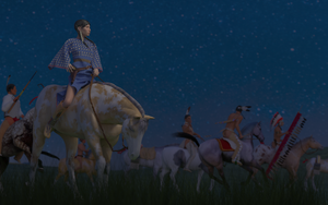 1876 - Part 3 - Night Ride to the Rosebud by Lookoo