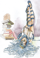 Commission: Crystal Sailor Mercury by G-gG