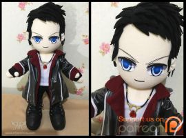 Dante reboot by renealexa-plushie