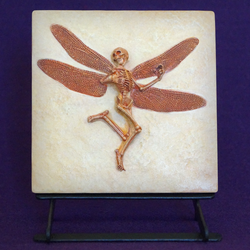 Nympha Choris- Dancing Fairy Fossil by mattbag