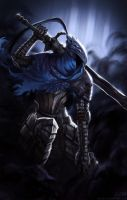Artorias the Abysswalker by Enijoi