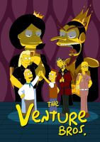 The Ventures by TheMagicalFlame