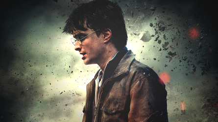 Harry Potter Wallpaper by matheussos