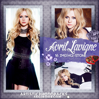 -Photopack Avril Lavigne 01 by SomeoneInTheForest