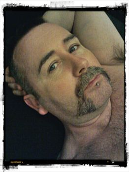 MOVEMBER day 13 by furryfoto-fotography
