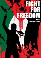 TRIBUTE TO PALESTINE by r4prolutions