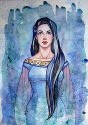 Luthien by Tanmorna