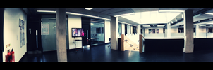 Showroom Panorama by mezwik