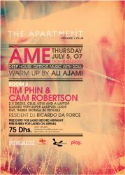 Ame at The Apartments by Dozign