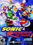 Sonic Riders The Trilogy Game Cover by ZER0GEO