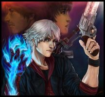 Devil may cry No.2 by coolen007