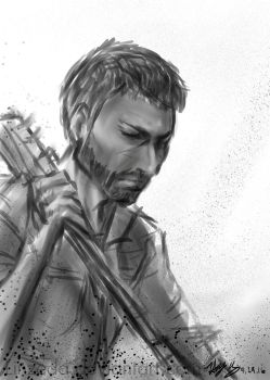The Last of Us by linzeda