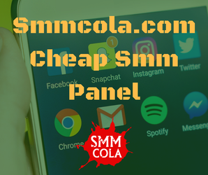 Cheap Smm Panel by smmcola