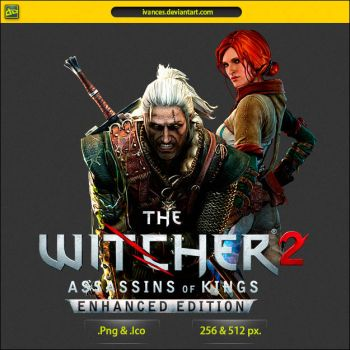 The Witcher 2 Assassins of Kings EE - ICON by IvanCEs