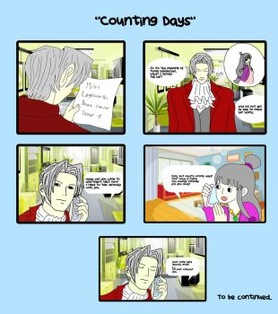 Counting Days comic - part 1 by allamandaphotography