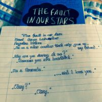 The Fault in our Stars by art-girl111