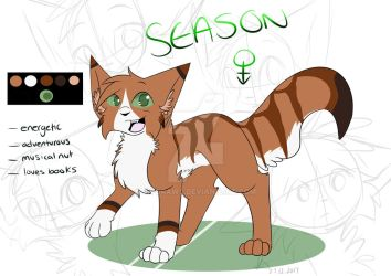 Season 2018 Reference Sheet by JK-Draws