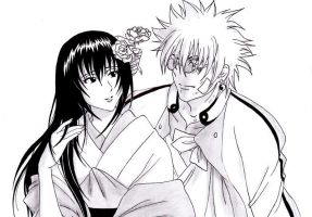 Kenshin- Tomoe and Enishi by Blychee