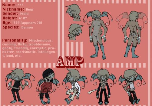 Amp Ref by grindzone